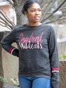 Central Wildcats Ladies Crewneck