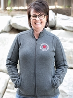 Central Washington Mom Full Zip Sweatshirt