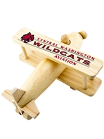 Central Wooden Toy Airplane