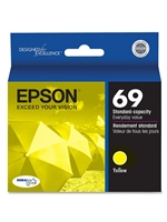Epson Yellow Ink Cartridge 69