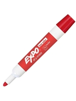 Expo Dry Erase Marker Bullet Red
