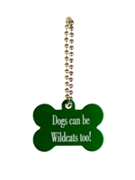 Dog Tag Bone Keychain Engravable