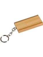 Bamboo Flash Drive 8gb Engravable