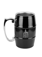 Mug Stainless Steel Barrel 17oz Engravable