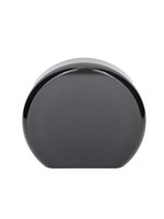 Acrylic Black Circle Award Engravable