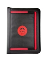 CWU Summit Seal Red Padfolio Refillable