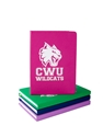 5X7 CWU Cathead Journal Notebook Assorted