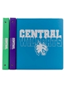 "Central Wildcats W/ Cathead 1"" Binder"