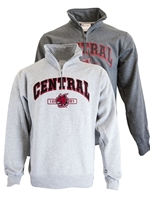Central 1/4 Zip Sweatshirt