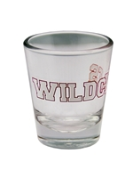 Wildcats Shot Glass