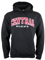 Central Tackle Twill Black Hood