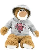 CWU Plush Bear