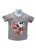 CWU Youth Tee Peanuts Gang!