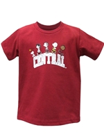 Central Youth Peanuts Gang Tee