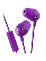 JVC Marshmallow Earphone with Remote and Microphone