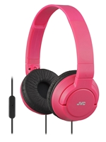 JVC Powerful Bass - Red