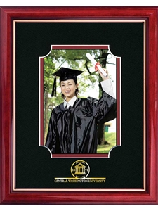 "CWU 5X7"" Photo Frame"