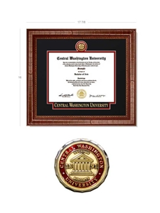 Cambridge Elite Diploma Frame
