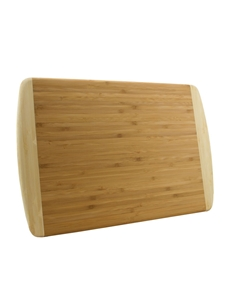 Bamboo Cutting Board 2-Tone 18x12 Engravable