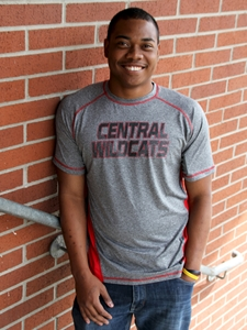 Central Wildcats Performance Tee