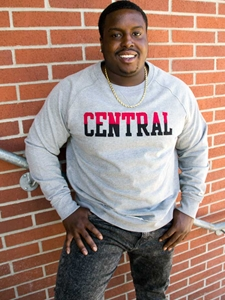 Oxford Central Crewneck Sweatshirt