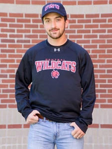 Under Armour Central Wildcats Crew Neck