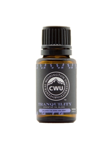CWU Tranquility Essential Oil Blend