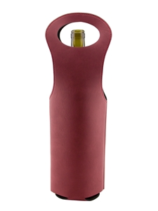 Wine Bag Leatherette Engravable