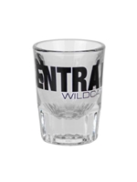 Fluted Central shot glass