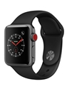 Apple Watch Series 3 GPS + Cellular, 38mm Space Gray Aluminum Case