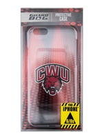CWU Clear Protective Case For IPhone 6/6s