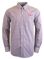 CWU Cutter & Buck Button Up Dress Shirt