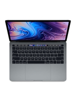 13-inch MacBook Pro with Touch Bar: 2.3GHz quad-core 8th-generation Intel Core i5 processor, 256GB