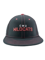 Black Nike CWU Wildcats Hat