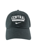 Black Nike CENTRAL Basketball Hat