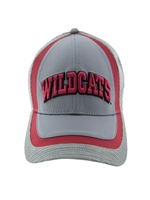Gray WILDCATS Mesh Hat