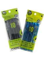 Onyx Green Gel Pens 10 Pack