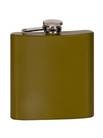 6 oz. Steel Flask (Customizable)