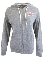 CWU Grandma Full Zip Sweatshirt