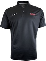 Central Nike Dri-Fit Black Polo