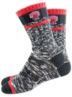 CWU Alpine Black & White Sock