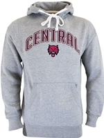 Central Gray Hood