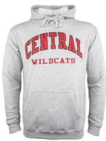 Central Know Wear Gray Hood