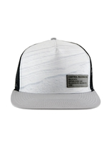 Central Flat Bill Snap Back Hat