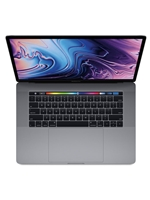 15-inch MacBook Pro with Touch Bar: 2.2GHz 6-core Intel Core i7 processor, 256GB SSD