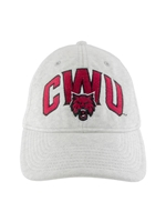 Gray CWU Champion Hat