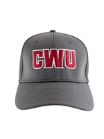 CWU Graphite Flex-Fit Hat