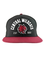 New Era Central Wildcats Snapback