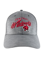 Central Wildcats Tonal Heather Flex Fit Hat