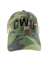 New Era Camo CWU hat